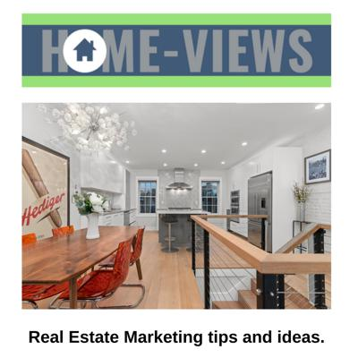 This is a podcast about Real Estate marketing! I am a seasoned photographer and marketing specialist. This podcast is dedicated to helping agents with their marketing!