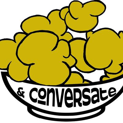 Popcorn and Conversate : The Podcast