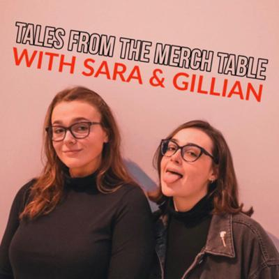 Tales from the Merch Table