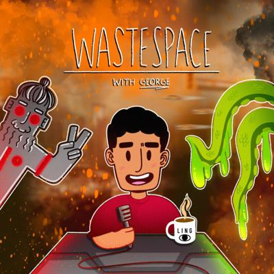 WasteSpace is a fictional scripted comedy podcast set in a post-apocalyptic world, much like that of Mad Max. The podcast follows the lives of the unfortunate and fortunate living in an unruly and dystopian world through the eyes of its host, George, and his robotic audio engineer, ...'gineer.
