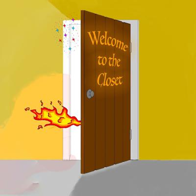 Welcome To The Closet