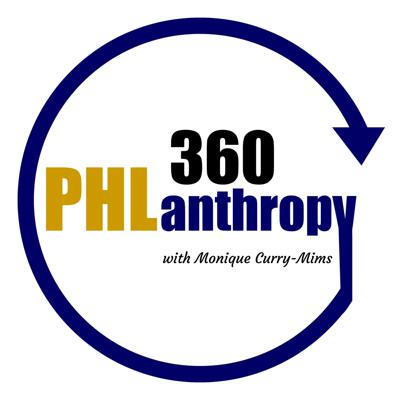 360 PHLanthropy a collective impact podcast where community members, nonprofit leaders, funders and government entities, offer real conversations about how they are making an impact in and around our community.