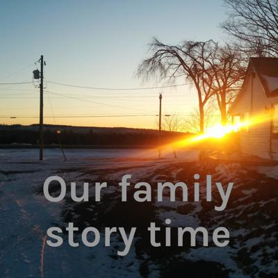 Our family story time
