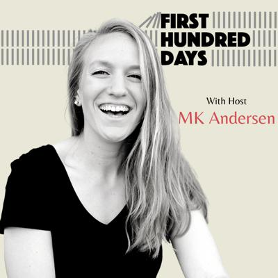 First Hundred Days is a podcast where we discuss the idea that if the first hundred days of a presidency are important, they're likely to be important for any other career and life move. We'll speak with CEO's, first time parents, start-up bros and more, to learn if the first hundred days are really that important.   www.firsthundreddayspod.com Instagram: www.instagram.com/firsthundreddays Support this podcast: https://anchor.fm/first-hundred-days/support