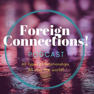 What do you do when you are over 7000 miles away from everyone and everything that you know and love? We started a podcast. It's about relationships we create, cultivate, and avoid while living abroad.