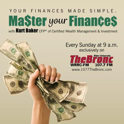 Master Your Finances(Official 107.7 The Bronc Podcast)