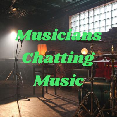 Musicians Chatting Music