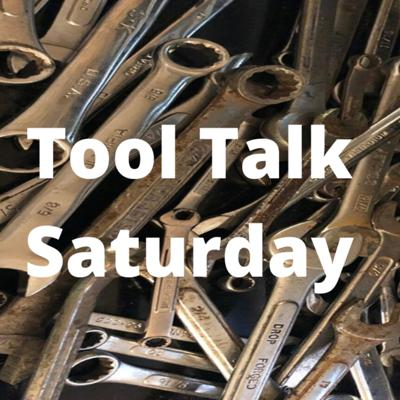 Talking tools with BSSMALLENGINES , The Maintenance Man , Client Graphics and guest co hosts from time to time.