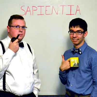 Sapientia is a podcast where James and Justin embark on a journey through philosophy, politics, history, and science to discover honest answers to our most pressing questions. Once a month, we have an unscripted conversation where we perform a deep dive into a particular topic. We appreciate and encourage criticism or comments to provide us a diversity of ideas and viewpoints. We hope you join us.  Facebook: https://www.facebook.com/sapientiapodcast Patreon: https://www.patreon.com/sapientiapodcast YouTube: https://www.youtube.com/channel/UCw5ZGaU0kLVm1mpcubrDDCA Support this podcast: https://anchor.fm/sapientia/support