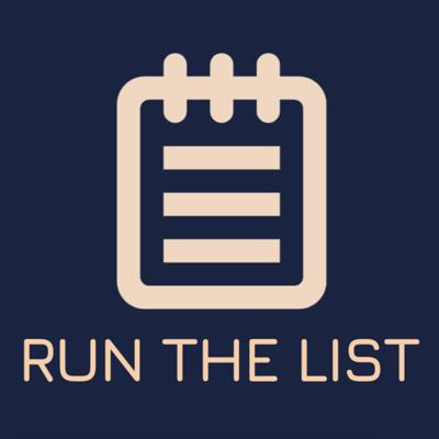 Run the List is a medical education podcast designed for medical students and all learners hoping for a review in internal medicine. Our show is comprised of short episodes through which you can learn about the diagnosis, management, and clinical pearls for common internal medicine problems.  We are just getting started and will be adding new content regularly, so tune in often!  Created by: Walker Redd MD, Emily Gutowski MS4, Navin Kumar MD