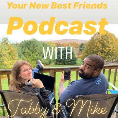 Looking for sarcastic, witty banter to pass the day by?    Call in or write us an email on the interactive                    Your New Best Friends Podcast.   All submissions are anonymous from listeners just like you.   Join us for weekly episodes. Fill that void in your life and find your tribe.