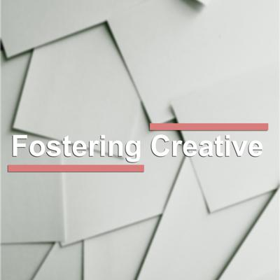 Fostering Creative is all about giving the most vibrant experience when it comes to creatives. In this podcast we will sit down with multiple areas when it comes to the marketing aspect from videographers to social media gurus. Can't wait for you to join the journey.