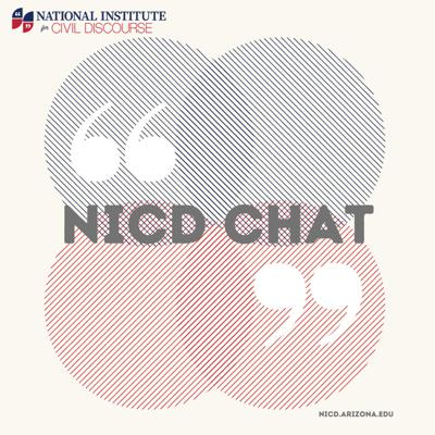 The National Institute for Civil Discourse is a nonpartisan center for advocacy, research and policy. NICD Chat is a podcast that includes episodes about NICD programs, research, and topics related to civil discourse and politics.