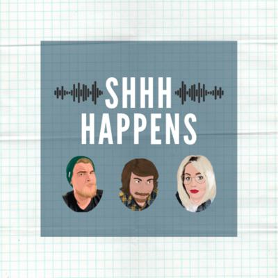 Shhh Happens is a podcast where three public library employees get together to share their weekly interactions. Join Caelan, Ola, and Zac for stories that range from mild to wild.