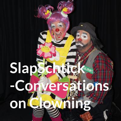 Jazzi and Gunky are your hosts and are real professional clowns talking about clowning, education and clown experiences. The podcast series will also feature interviews with clowns from all over the world talking about a wide variety of topics related to the art of clowning. This is a series of fun, positive, educational and informative conversations by real clowns who care and want to promote the art of clowning.