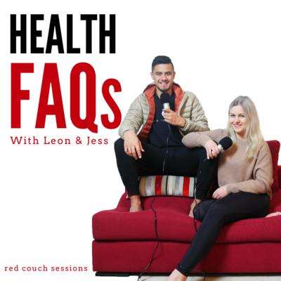 Welcome to the Health FAQs Podcast! Where we talk all things health, fitness and mindset.  With a new podcast uploaded weekly, tune in as we share advice and tips from personal health and fitness journey and experiences.  follow us on our social media pages & read our latest blog post here: https://linktr.ee/Achieveperformance  Feel free to send us a message or question via our instagram. @achieveperformancefitness  A little bit about us: Coaches Leon & Jess, founders of Achieve Performance, have been in the industry for over 6 years, helping clients achieve their health and fitness goals.