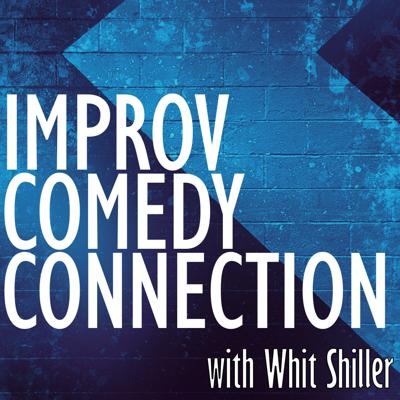 The Improv Comedy Connection podcast explores how to more deeply connect with audiences and co-performers in improv, stand up, sketch, and communication through comedy.