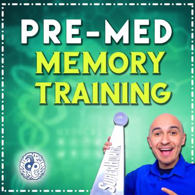 AEMind.com presents Pre-Med Memory Training with Memory Master Champion, Luis Angel. Future Medical Students will learn how to memorize all of the pre-medical school material quickly and easily. Support this podcast: https://anchor.fm/premed/support