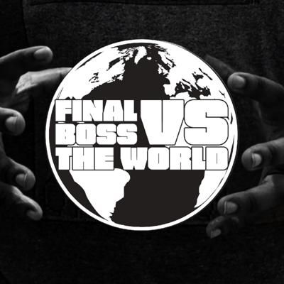 Final Boss vs the World Podcast is a short-form solo cast that centers around a bizarre and boisterous host taking life and the world at large from the lens of Geek Culture. Made to make you laugh, think critically and find your cape all at the same time.  Hosted by: The Mighty Shields   Instagram: @finalbossvs