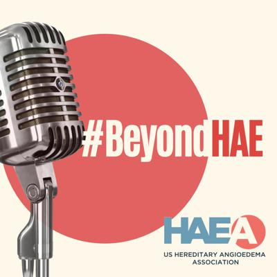 The BeyondHAE Podcast is a series dedicated to serving young people affected by Hereditary Angioedema. Hear from a different host each episode as they share stories of perseverance, activism, and support. We hope that you find strength in listening to stories from HAEA community members. Everyone has a story and this podcast series is just that, an opportunity for young people affected by HAE to share their unique stories with you!   Visit www.haea.org for Hereditary Angioedema support, information and resources.