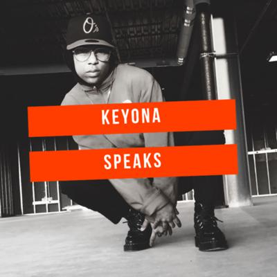 Welcome to Keyona Speaks, where my healing journey begins with finding comfort in storytelling and sharing my narrative and others. This podcast touches on themes that I believe people can relate to presented in conversations with guests, poetry, or just being transparent about my life. As humans, we relate to narratives and I want my narrative to spark your healing journey, too! I invite you to join this wavy journey of self discovery and bonding!   Let's stay connected:  IG: KeyonaSpeaks Site: www.keyonaspeaks.com