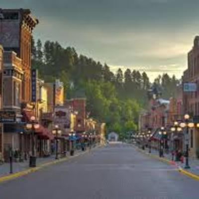 This podcast is to explain what Deadwood South Dakota was and what it is today.