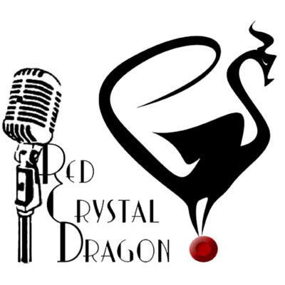 Red Crystal Dragon