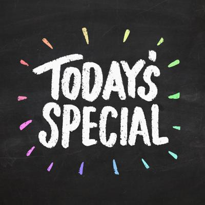 Today's Special is a daily food celebration podcast from Goodstuff.fm Support this podcast: https://anchor.fm/todaysspecial/support