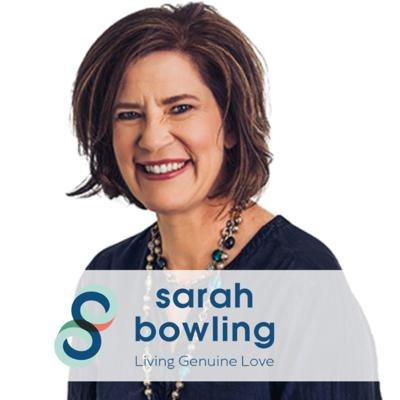 Sarah Bowling is on a mission to connect every one with the heart of God while living genuine love. Led by the Holy Spirit and anchored in the Word, Sarah seeks to inspire all to know the unconditional and transformational love of God in our daily lives. She is a discerning Bible teacher, an international speaker, and a global humanitarian. Sarah co-hosts a daily television program, Today with Marilyn and Sarah. Now a podcast host Sarah hopes to show even more people how to live genuine love.