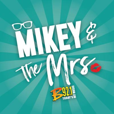 Mikey And The Mrs Radio Morning Show on Today's Hit Music B92.1 KXBN in Southern Utah. These are some bite-sized morsels updated almost every day.