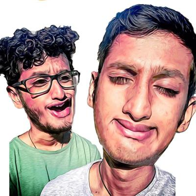 Two Brothers who loves talking and just happen to look alike.   Full videos on Youtube out Now!