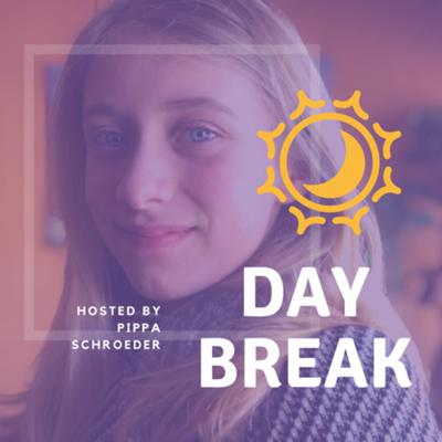 DayBreak is a news and opinion show for all ages. Hosted by two middle-schoolers, this show features interviews with experts and tips form listeners that put a new spin on the news. Infused with fun, this podcast comes out every week with new stories on current topics. Subscribe now!