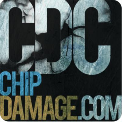 Cover art for Episode #1 - Chip Damage Control