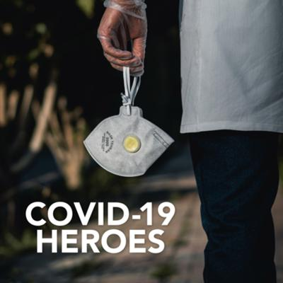 COVID-19 Heroes is a look into the many hearts and minds of the individuals working and helping on the front lines of the global pandemic. From medical professionals to store clerks, everyone has a role to play in moving society forward and stopping the spread of this deadly coronavirus.   An emergency manager currently working for The Walt Disney Company, Lorraine Schneider uses her background and curiosity to find out what expertise, skill set and dedication it takes to lead the charge against COVID-19. Support this podcast: https://anchor.fm/covid19heroes/support
