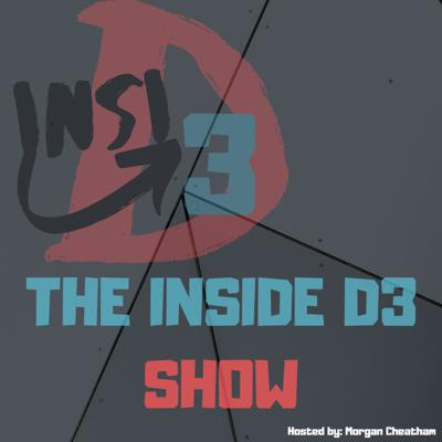 Hosted by Morgan Cheatham, The Inside D3 show highlights several guests from all walks of NCAA DIII including student-athletes, coaches, athletics administration, faculty, and sports medicine staff. In weekly episodes, Morgan will dig delve into all things #WhyD3 and small college athletics as a whole.
