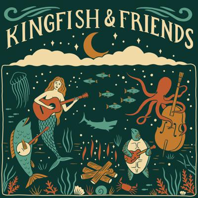 Kingfish & Friends: The Podcast at Shaw Ranch Studio