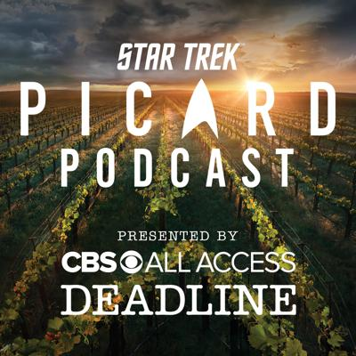 A series of in-depth and informed discussions with the creative team behind CBS All Access' much anticipated Star Trek: Picard on the ideas, the strategies and the geopolitics behind the 10-episode first season. Hosted by Deadline's Senior Editor Dominic Patten. Produced by David Janove.
