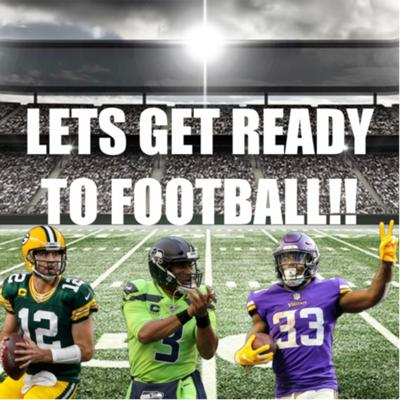 Lets Get Ready To Football!