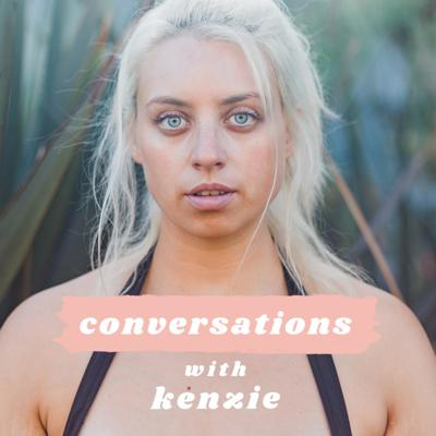 Join Kenzie Brenna with curiosity and laughter for these weekly discussions about culture, mental health and all things life.