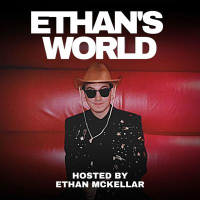 Ethan's world is a podcast where Ethan takes you into his life! He'll talk about current events, interview his friends, and give you an insight into the world of Ethan McKellar! This podcast will literally not make any sense...but in today's world....what really does make sense?  Support this podcast: https://anchor.fm/ethan-mckellar/support