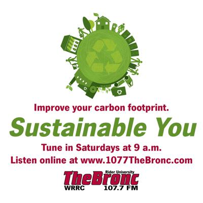 Sustainable You(Official 107.7 The Bronc Podcast)