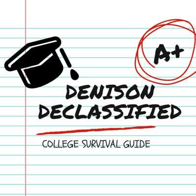 Denison Declassified is your ultimate college survival guide. Students from across majors and interests share their best tips, hacks, and advice for life on The Hill ranging from practical to downright random.  The show is written, produced and hosted by Rachel Weaver '20. Rachel is an Environmental Studies and Art History Visual Culture major from Nashville, TN.
