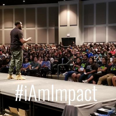 The #iAmImpact podcast focuses on ordinary people who are making an extraordinary impact. We will dive deep on topics such as leadership, education, and inspiration.   Support this podcast: https://anchor.fm/nathan-houston/support