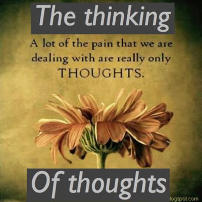 The Thinking of Thoughts
