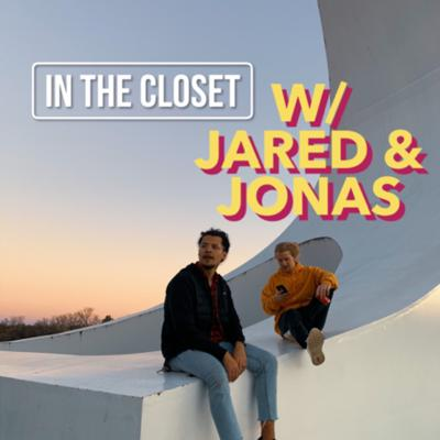 In the closet with Jared & Jonas