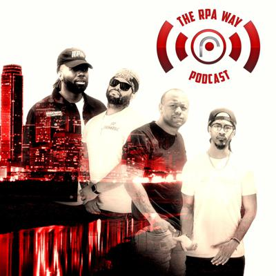 Focused on driving down the conversations around SPORTS, BUSINESS and LIFE.   Brothers from different walks of life, who share a common thread of speaking our minds.   We blend the three together for a unique and exciting look into real life candid conversations. #therpawaypodcast   Follow the guys on Instagram   @theurbancoder- Chris 💻 @reggiecalhounjr- Reggie © @itsjoedempsey- Joe 💾 @realalphafitness- Ant 🏋🏾♀️