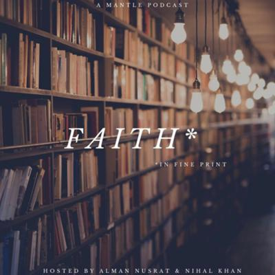 Faith in Fine Print is a podcast that seeks to drive conversations about understanding faith in the modern world. A marriage of art, culture, and academia.