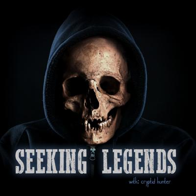 A weekly podcast encompassing all aspects of the paranormal, unsolved mysteries, strange happenings and Cryptid Creatures read to you in ASMR form by your host Cryptid Hunter.   You can find more of my videos on my youtube channel under: www.youtube.com/seekinglegends Support this podcast: https://anchor.fm/seekinglegends/support
