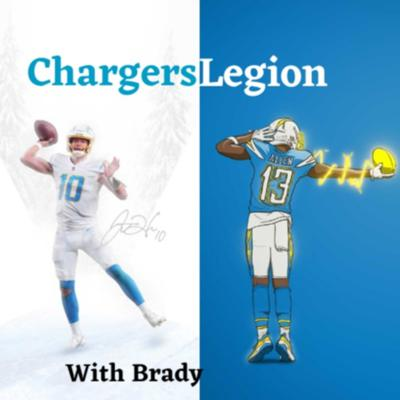 Chargers Legion with Brady
