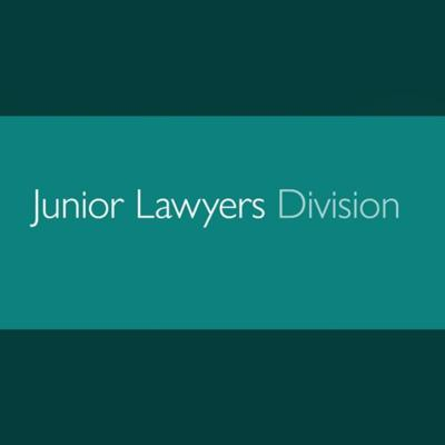 Junior Lawyers Division - Episode 6 - Stephen Davies